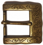 30mm Old Brass Buckle. Code WL5